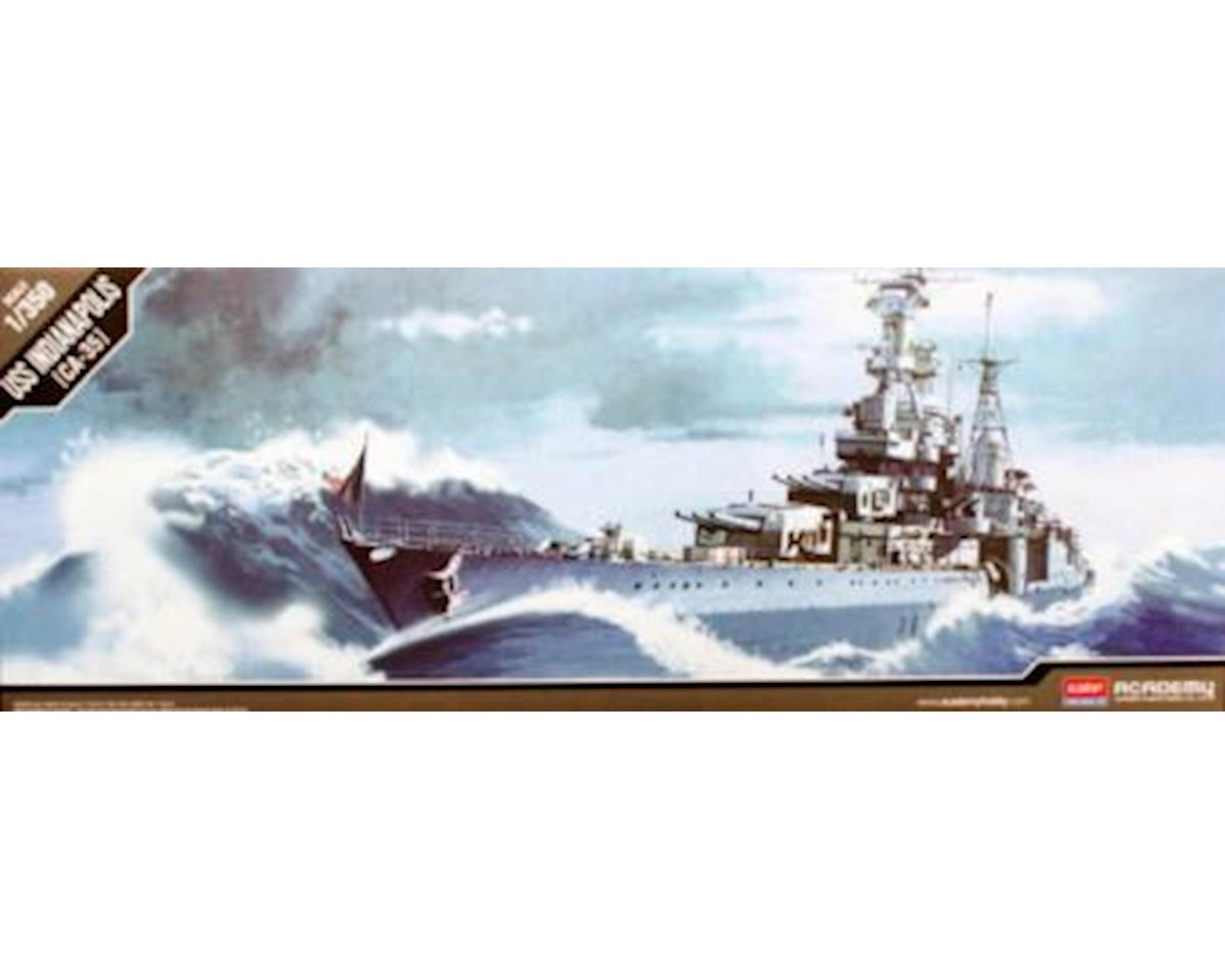 1/350 USS Indianapolis CA-35 new Tooling by Academy/MRC