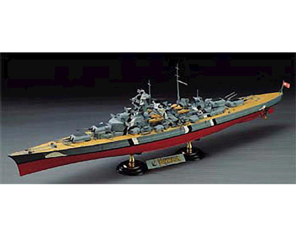 1/350 Bismarck by Academy/MRC