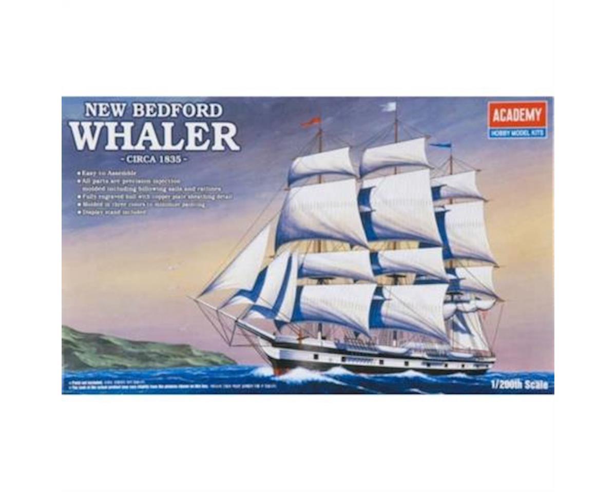 Academy Plastics  1/200 New Bedford Whaler by Academy/MRC