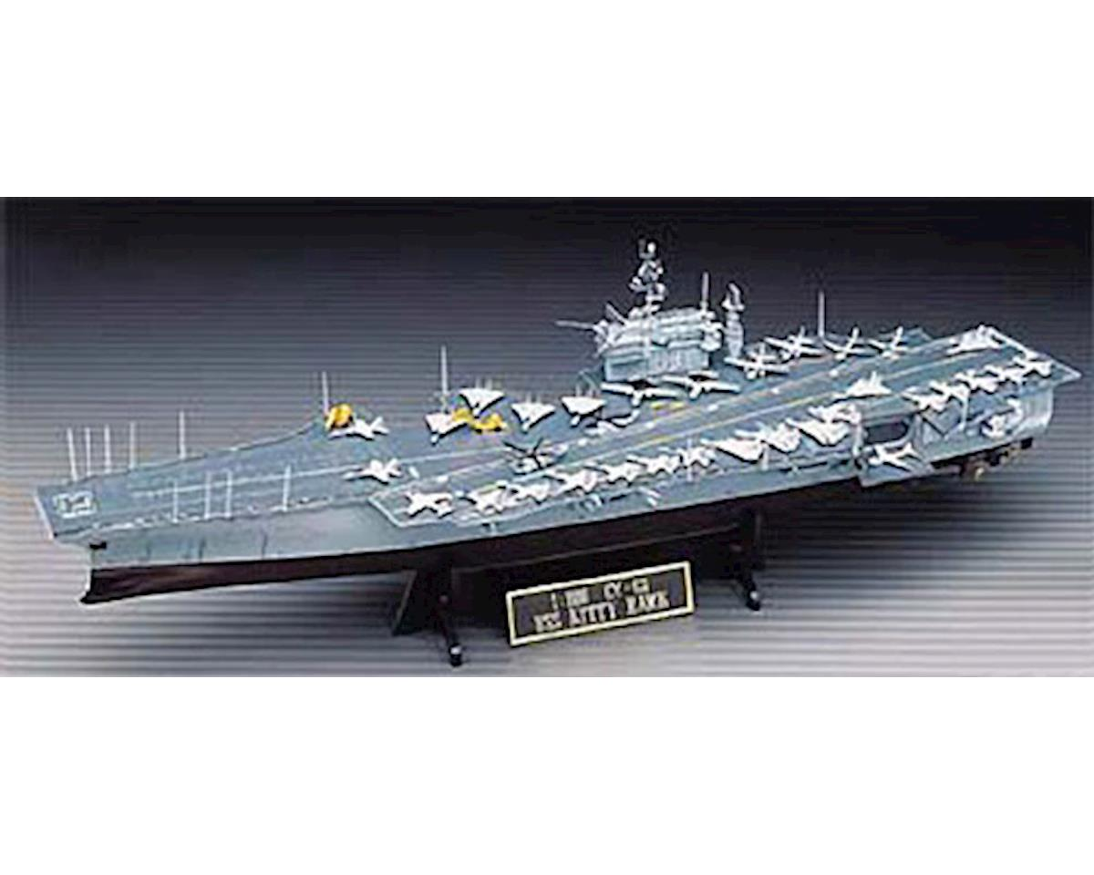Academy Plastics  1/800 Uss Kitty Hawk by Academy/MRC