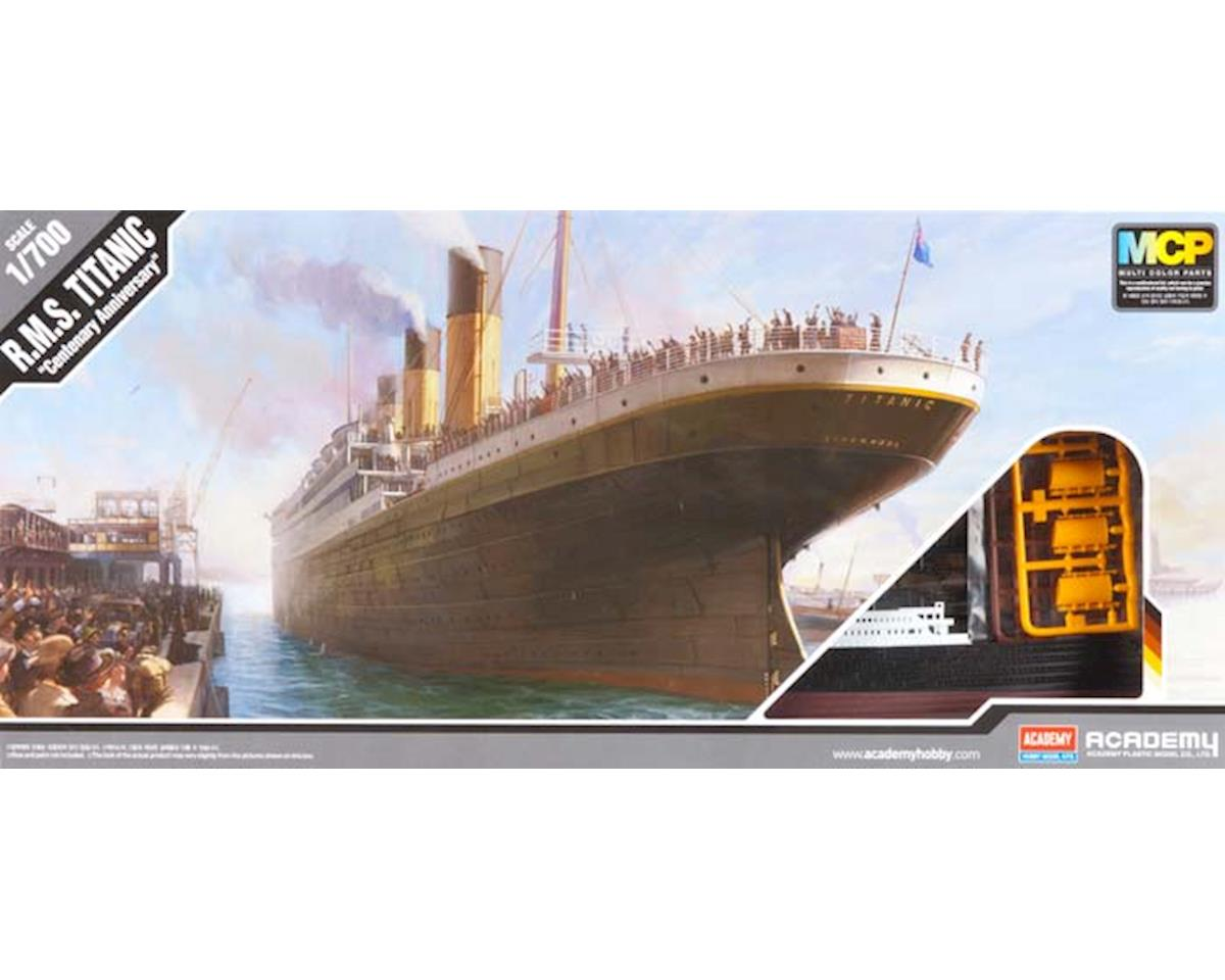 1/700 RMS TITANIC by Academy/MRC