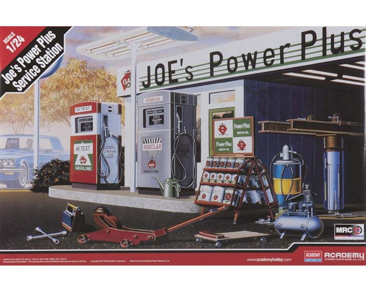 Academy/MRC 15122 1/24 Joe's Power Plus Service Station