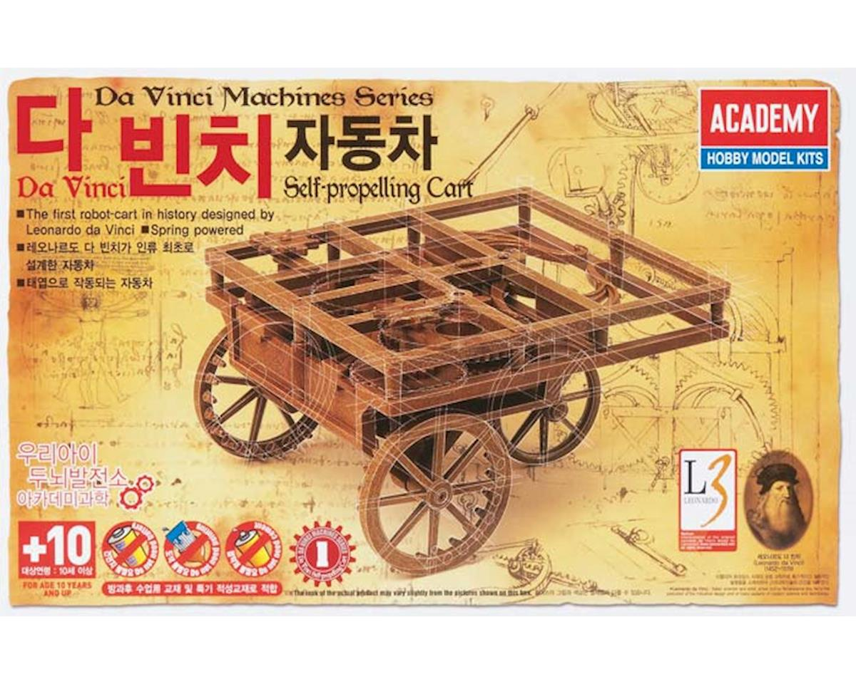Leonardo da Vinci Self-prop Cart by Academy/MRC