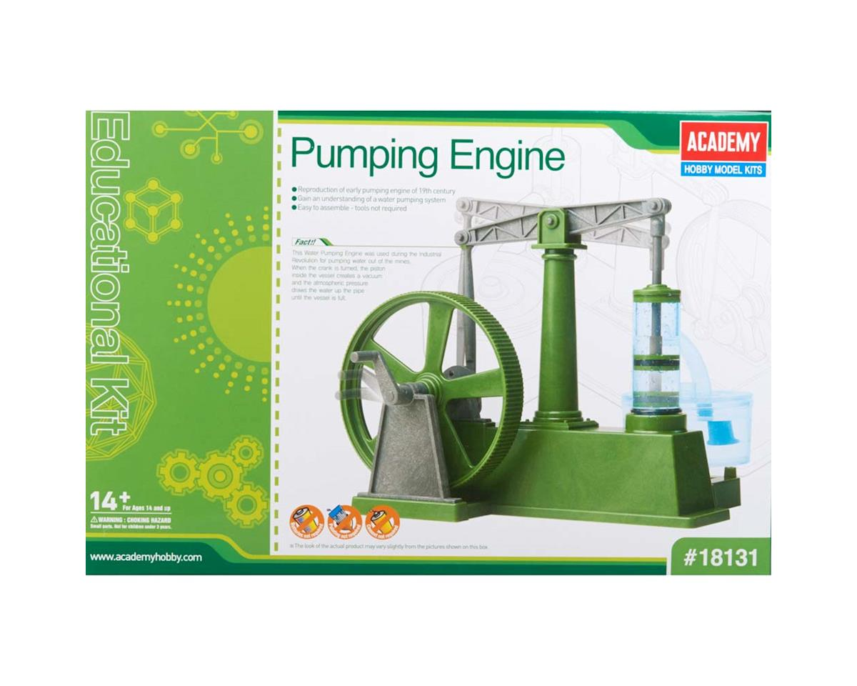 Academy/MRC Water Pumping Engine, Snap