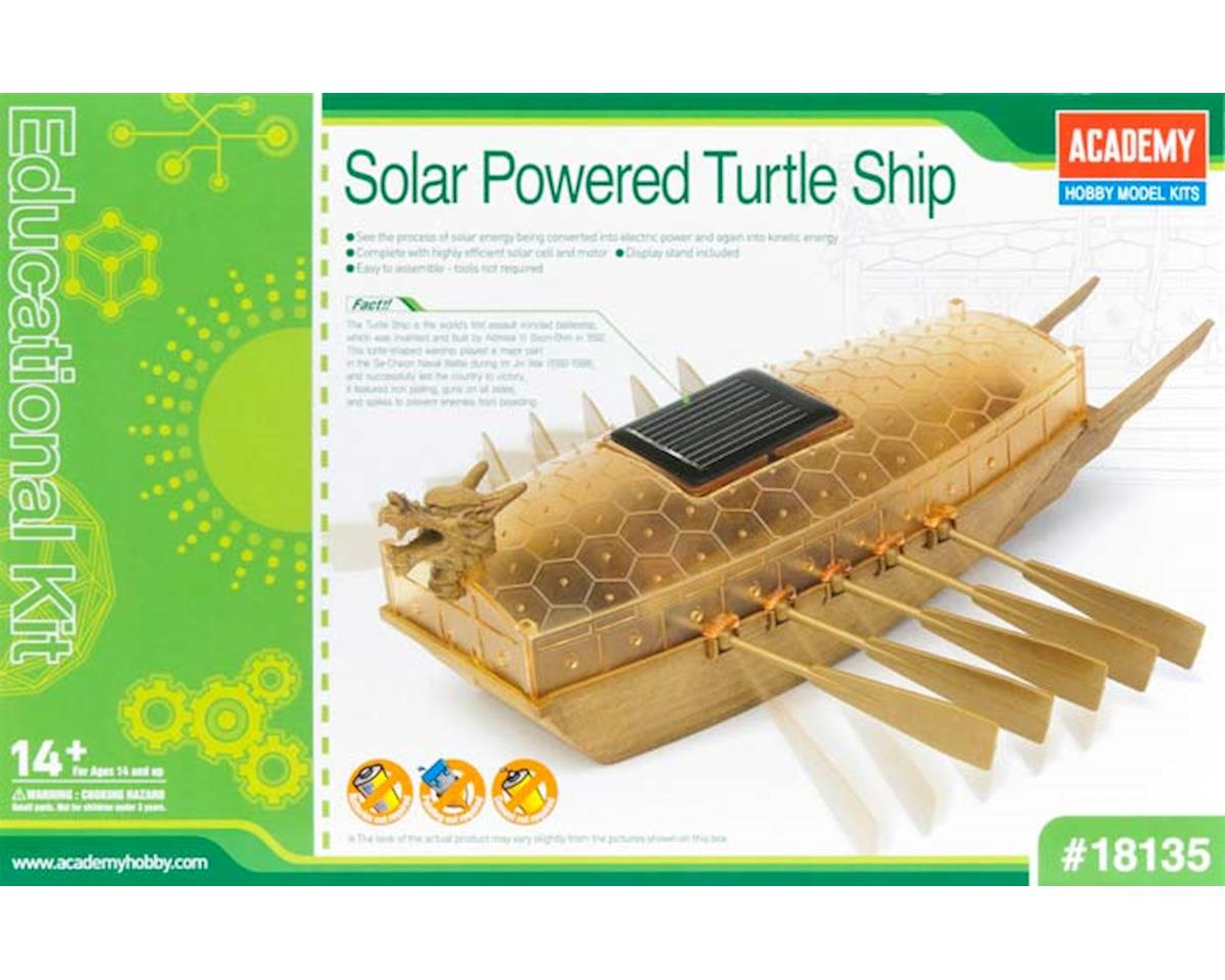 Academy/MRC 18135 Solar Powered Turtle Ship