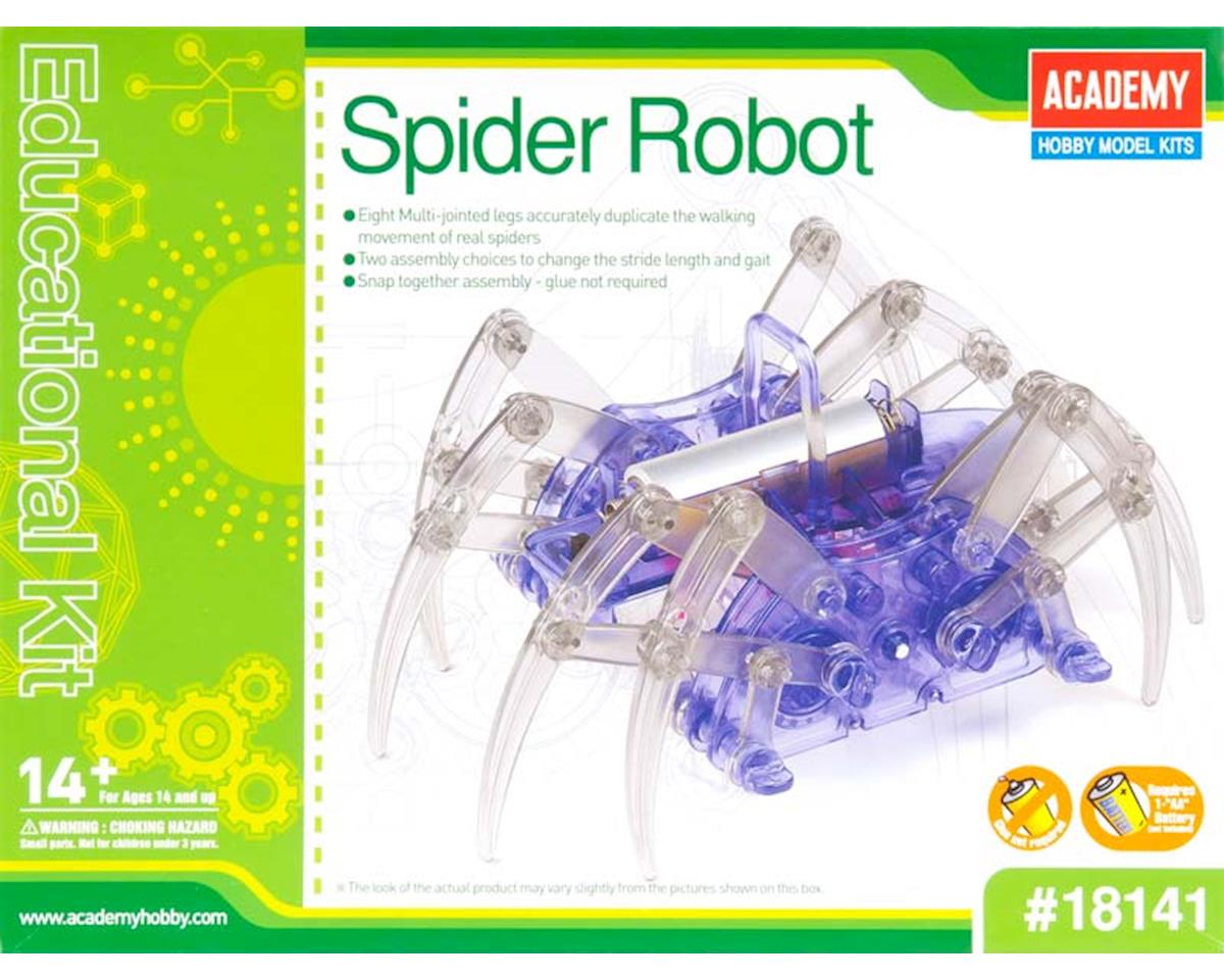 18141 Spider Robot Educational Kit by Academy/MRC