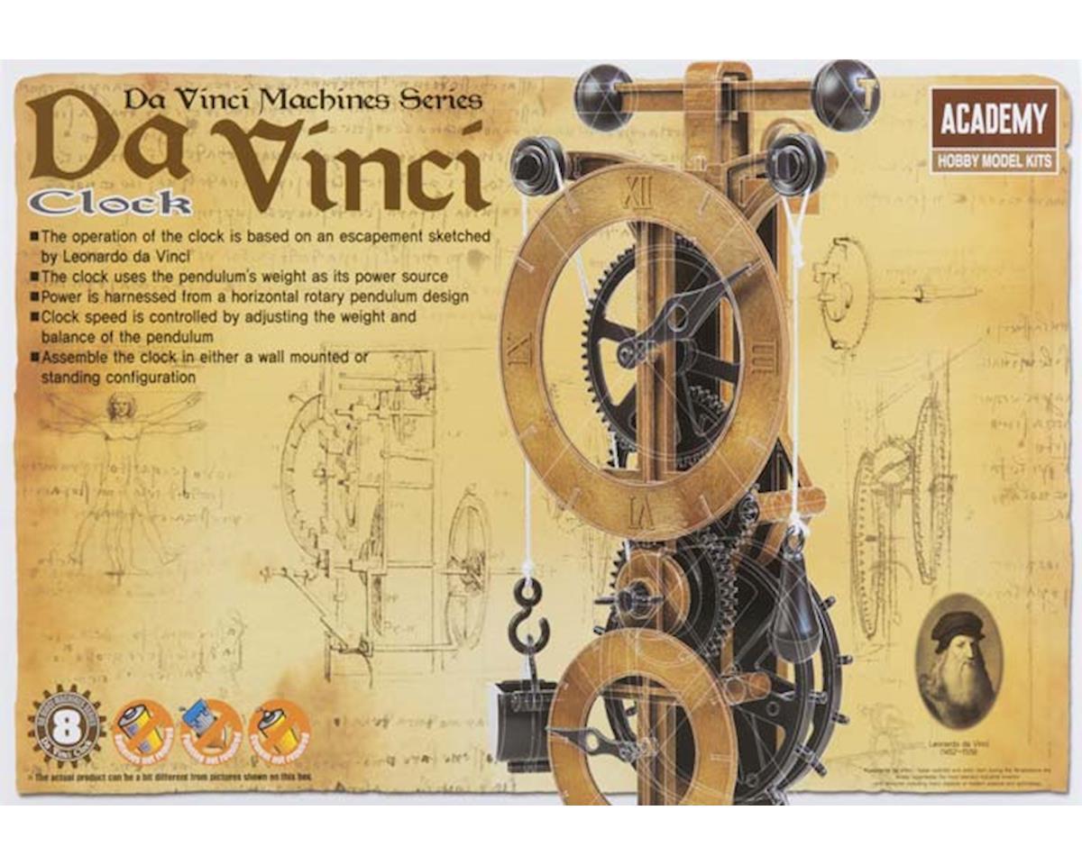 da Vinci Clock by Academy/MRC