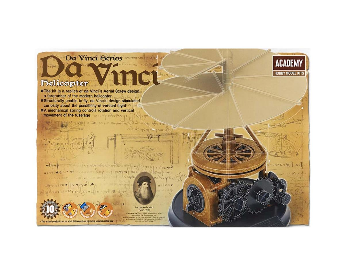 18159 Da Vinci Helicopter by Academy/MRC