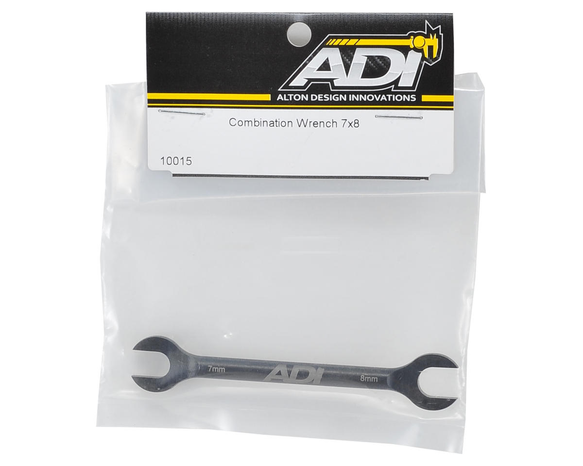 ADI 7/8mm Combination Wrench