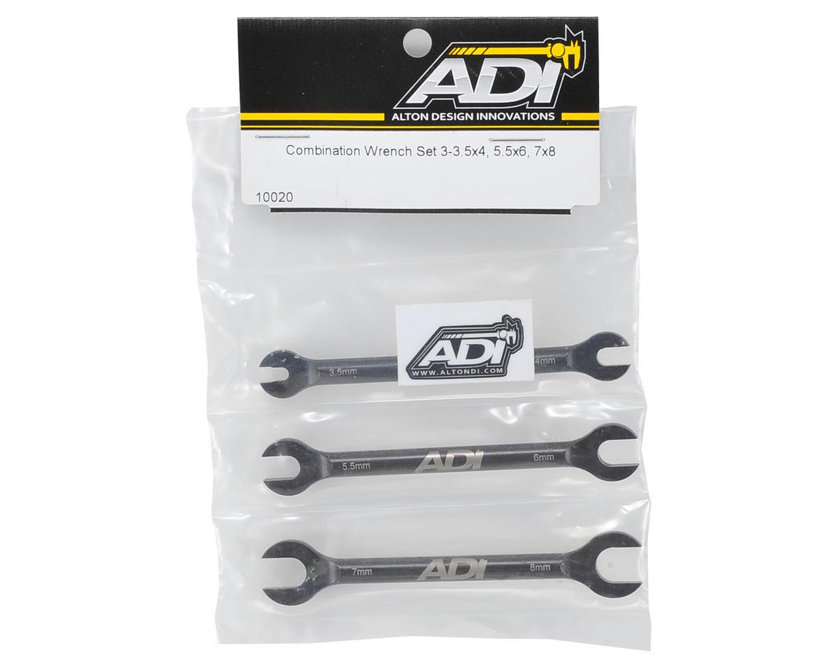 ADI Combination Wrench Set