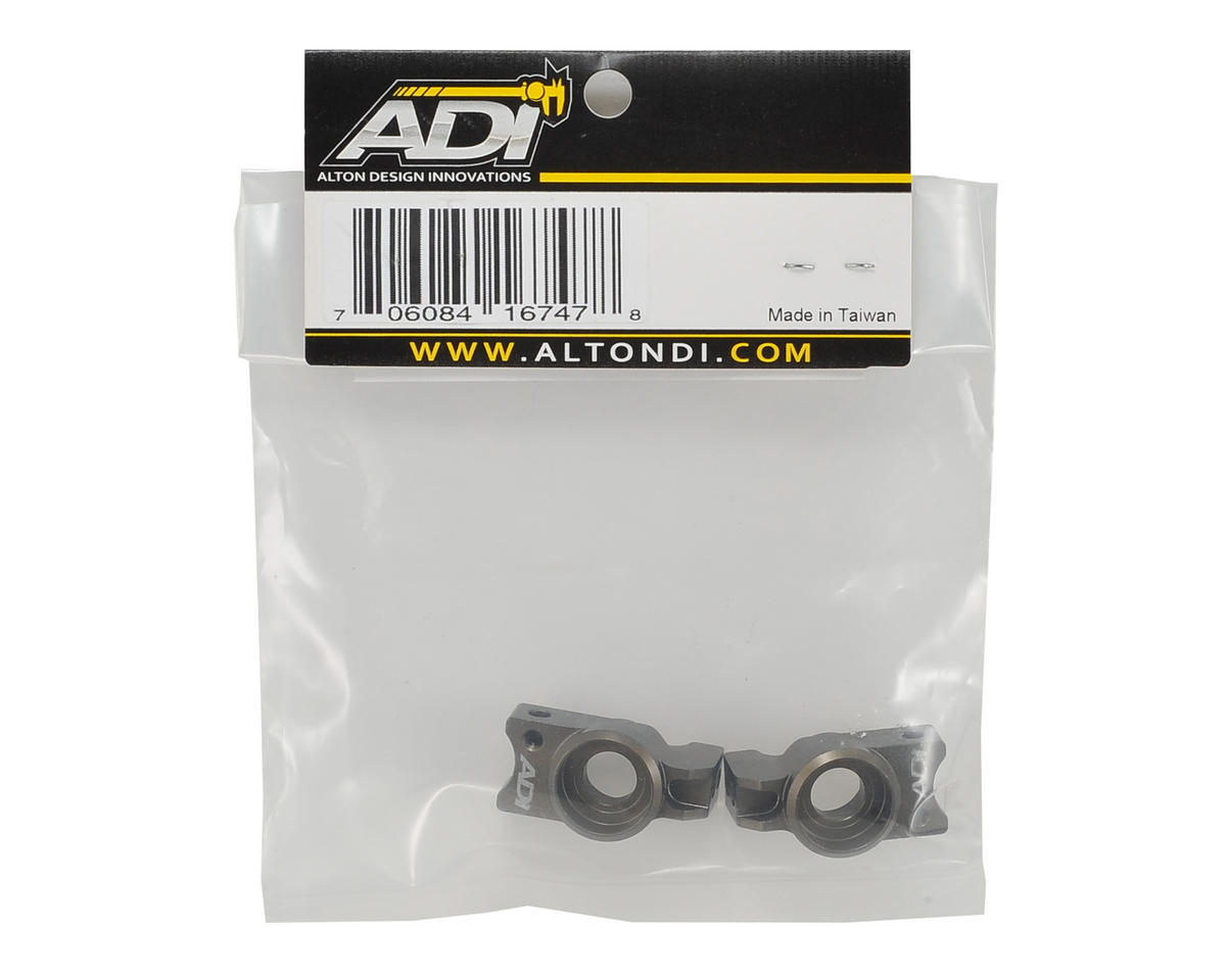 ADI 22-4 Aluminum Rear Hub Set