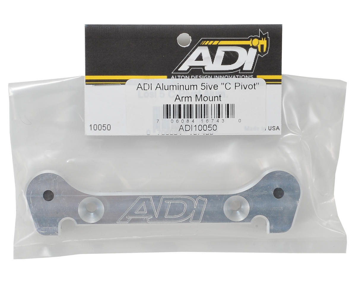 """ADI Aluminum 5IVE-T """"C Pivot"""" Arm Mount"""