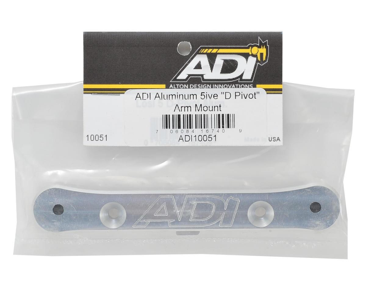 """ADI Aluminum 5IVE-T """"D Pivot"""" Arm Mount"""