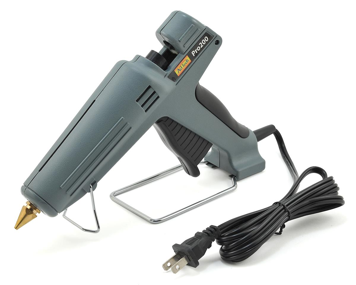 AdTech Pro-200 Hot Melt Glue Gun (Flite Test FT Racer)