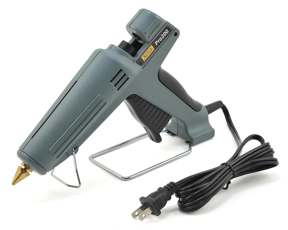Pro-200 Hot Melt Glue Gun by AdTech (Flite Test Mini Speedster)