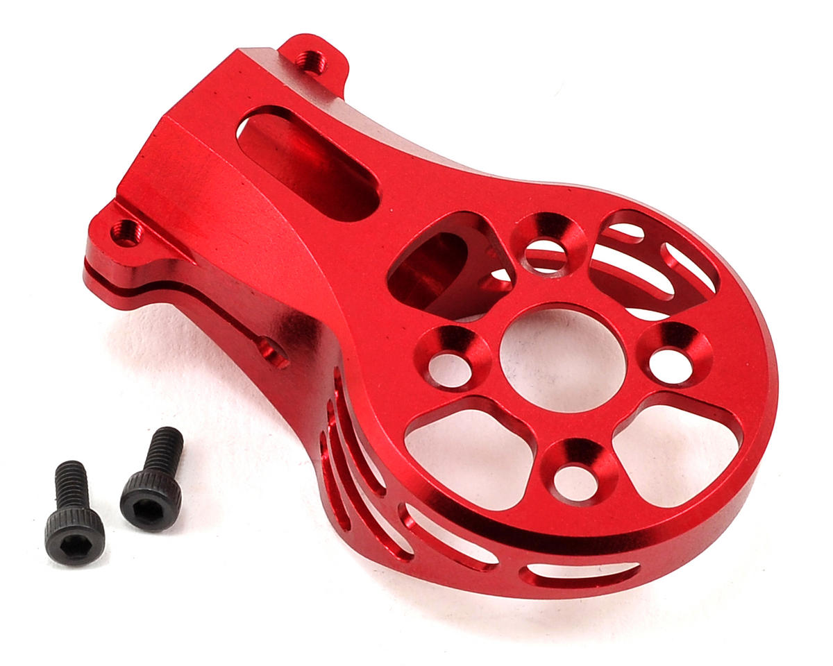 Aerialfreaks Aluminum Motor Mount (Red)
