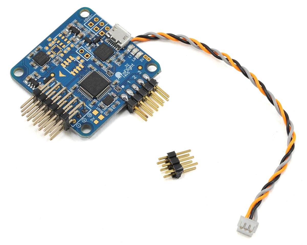 Naze32 Acro Rev 5 Flight Controller (Horizontal Connectors)