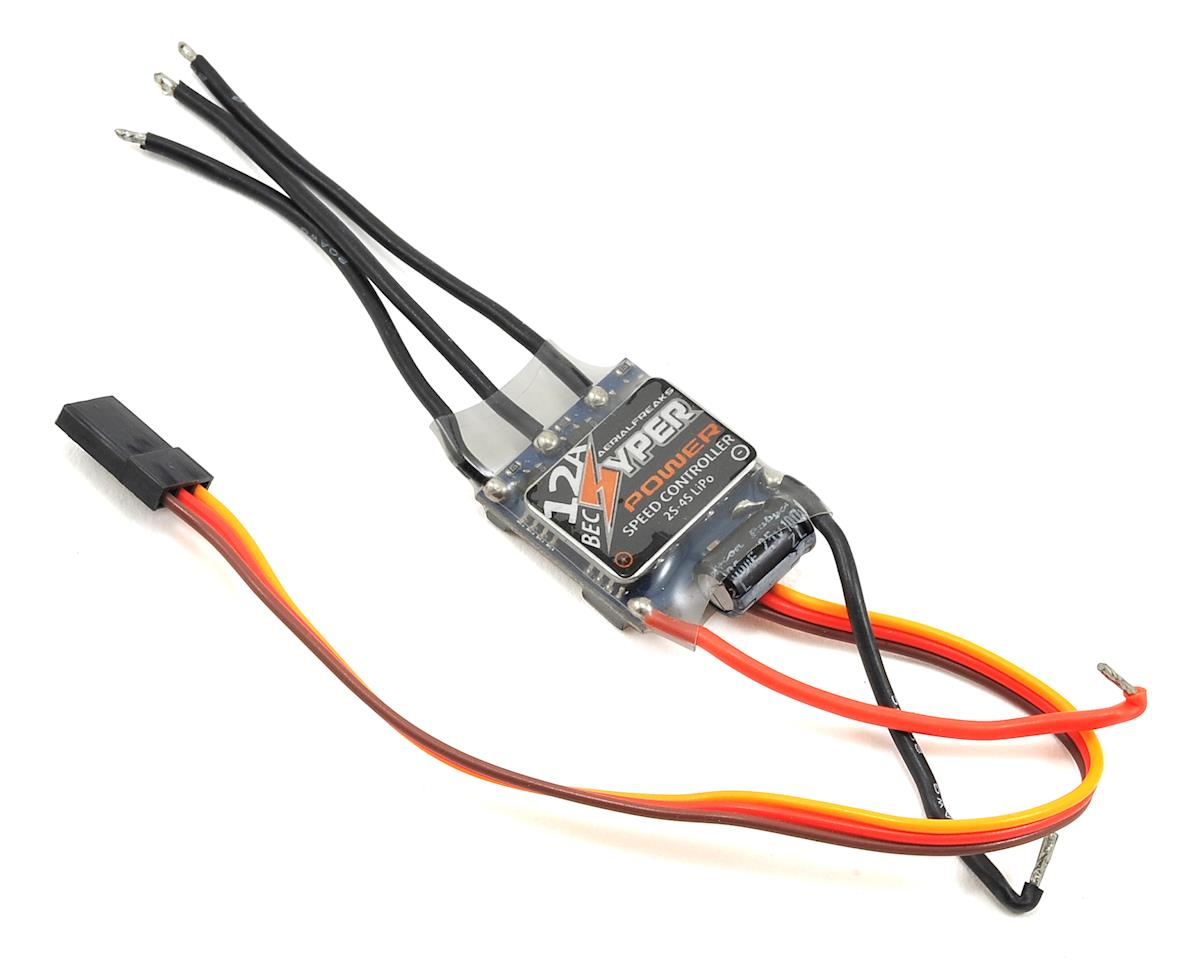 Aerialfreaks 12A 3D Brushless ESC w/BEC