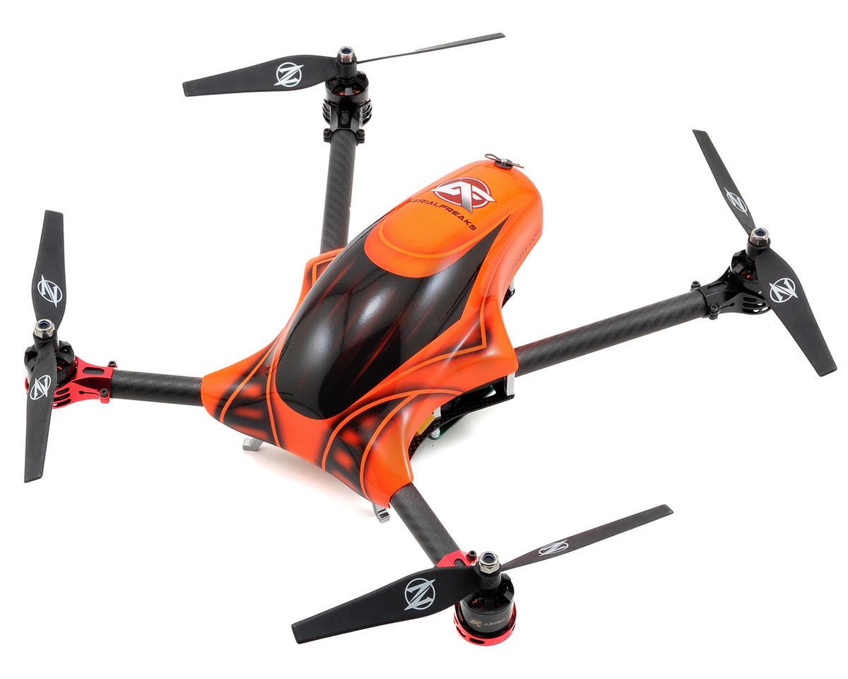 Aerialfreaks Hyper 400 3D ARF Quadcopter Drone