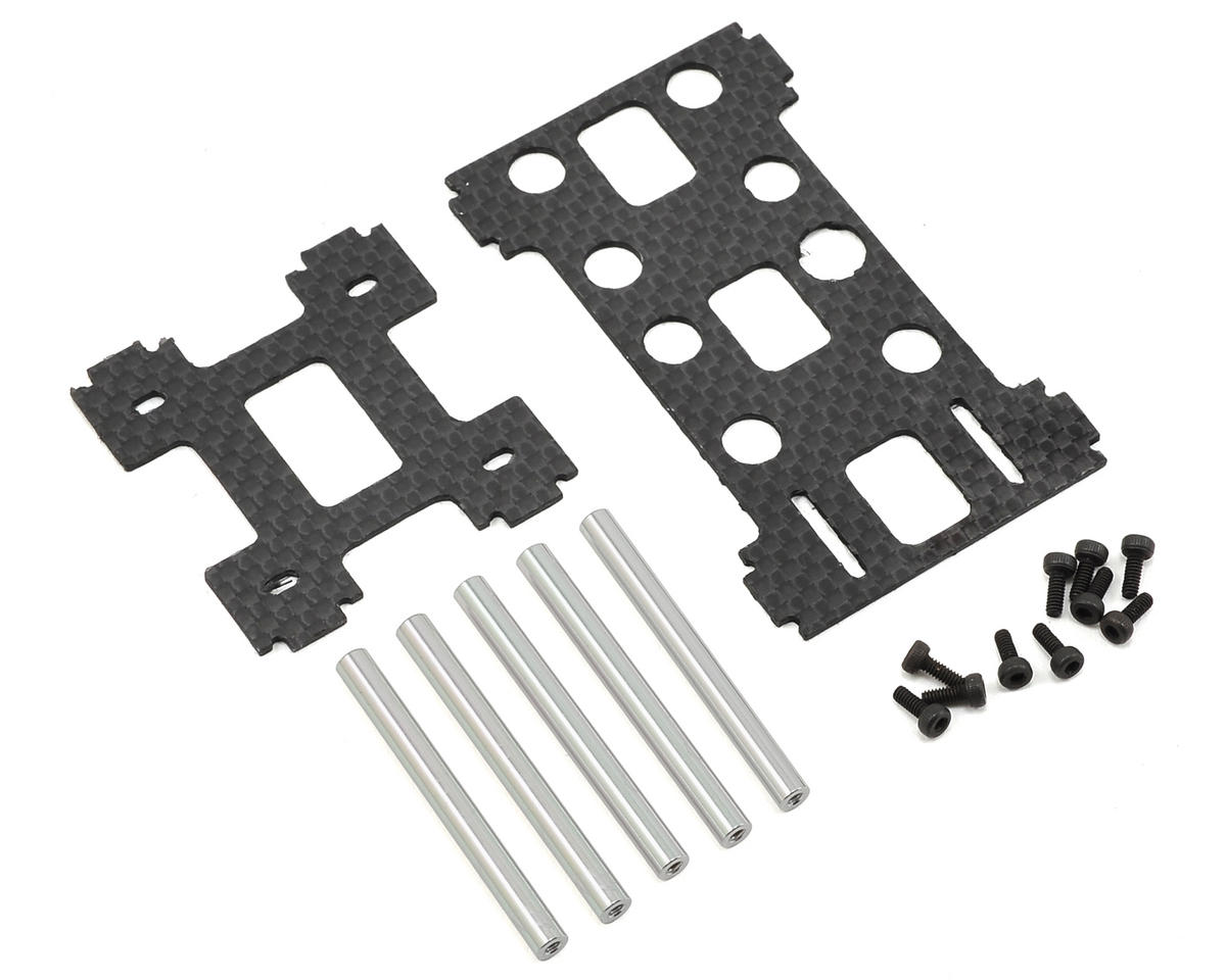Carbon Fiber Main Top Frame Spacer Set