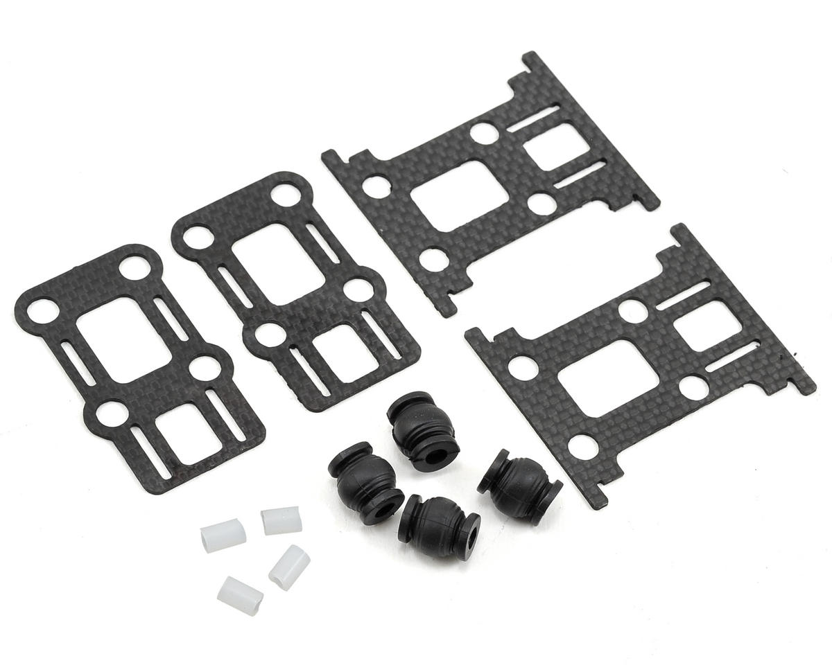 Carbon Fiber HD Camera Mount Set