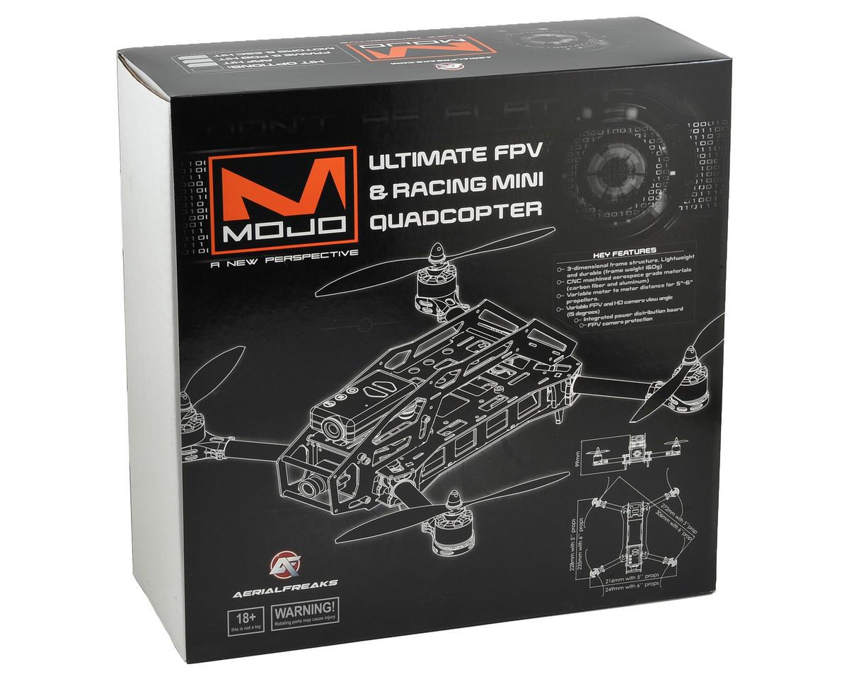 Aerialfreaks Mojo 280 FPV/Racing ARF Quadcopter Drone