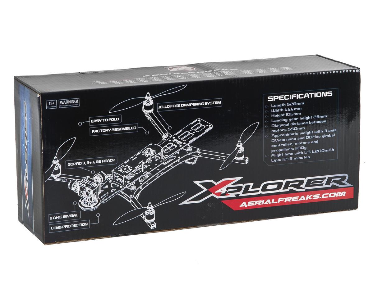 Aerialfreaks X4 Xplorer ARF Quadcopter Drone