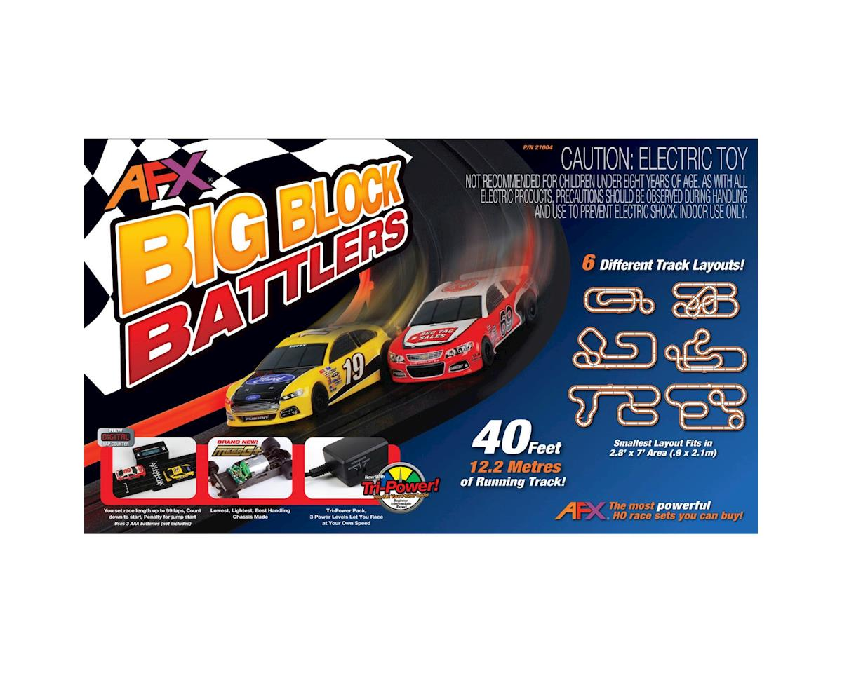 New Big Block Battler by AFX
