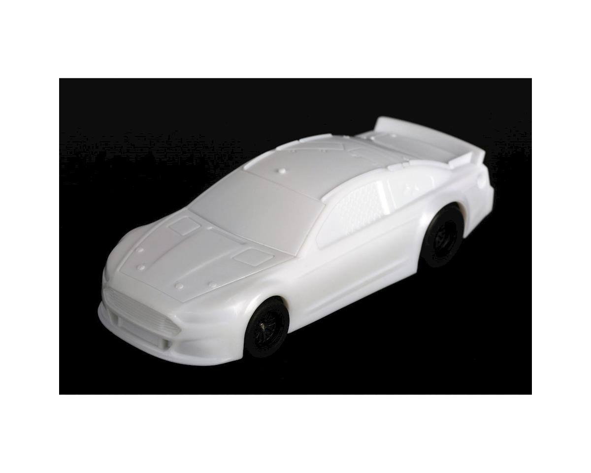 Ford Fusion Stocker - White Paintable by AFX