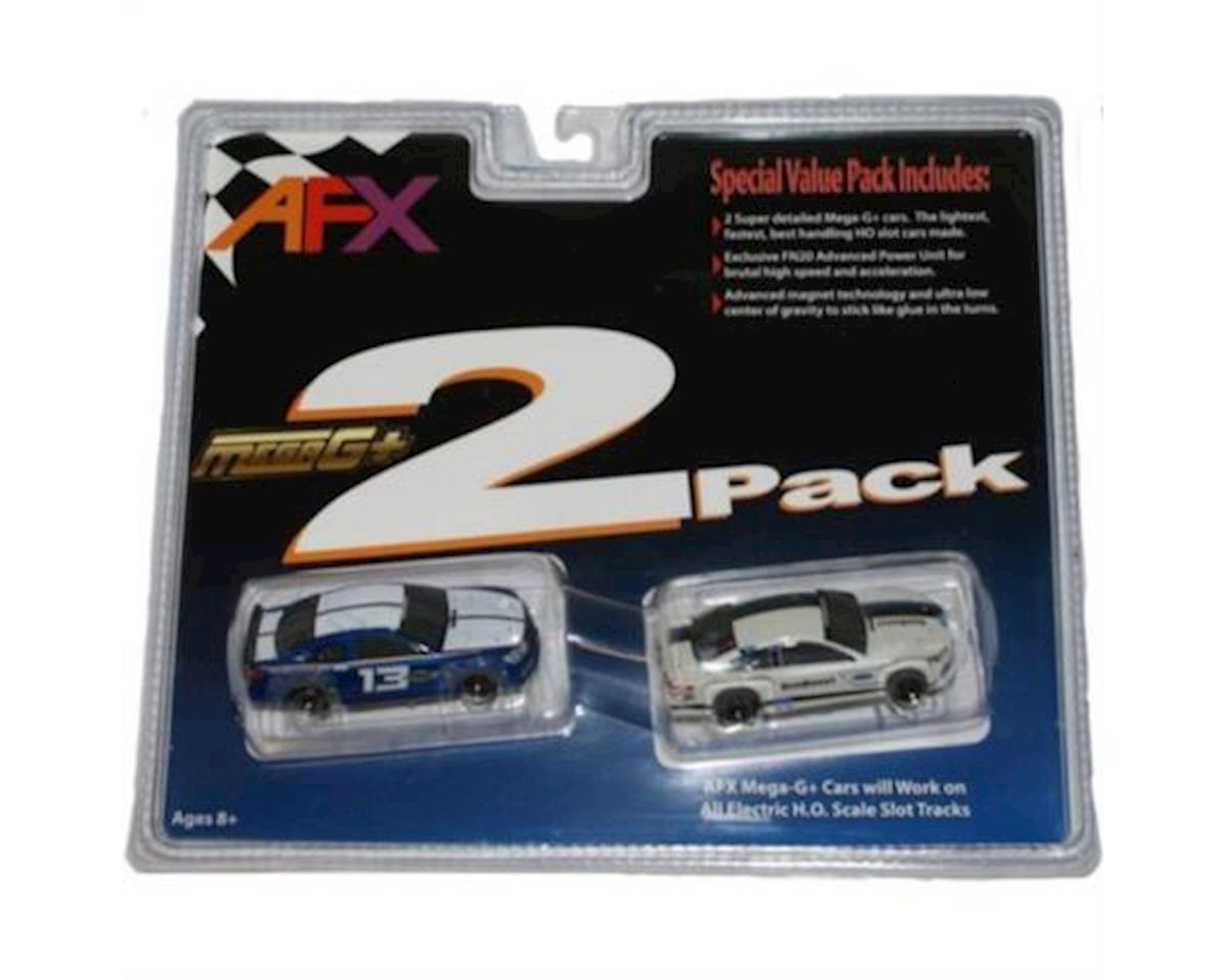 AFX HO Stocker Twin Pack Mega-G