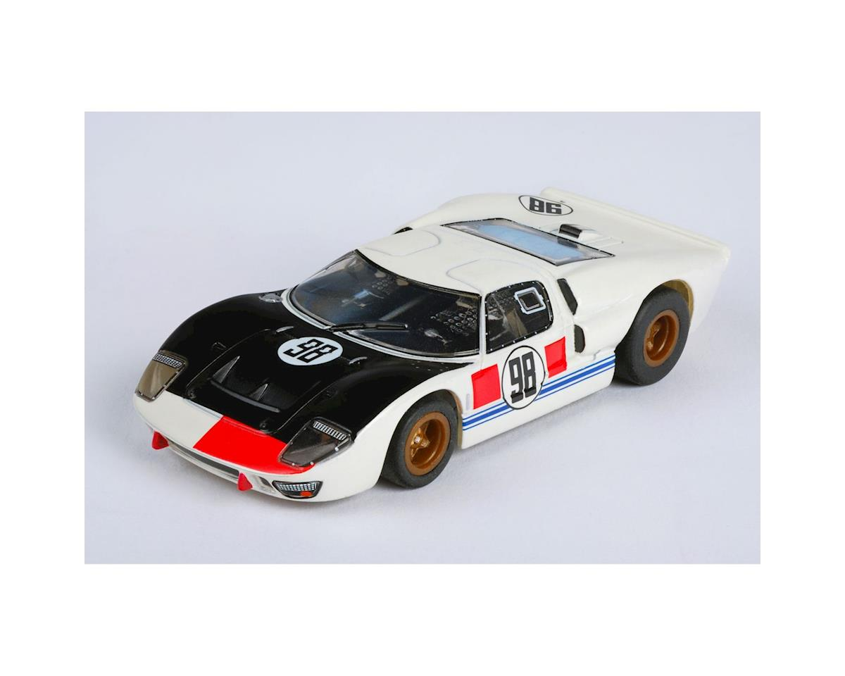 AFX Ford, GT40 #98 Daytona, Clear, MG+