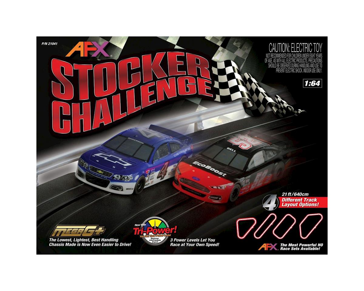 AFX Stocker Challenge 21'