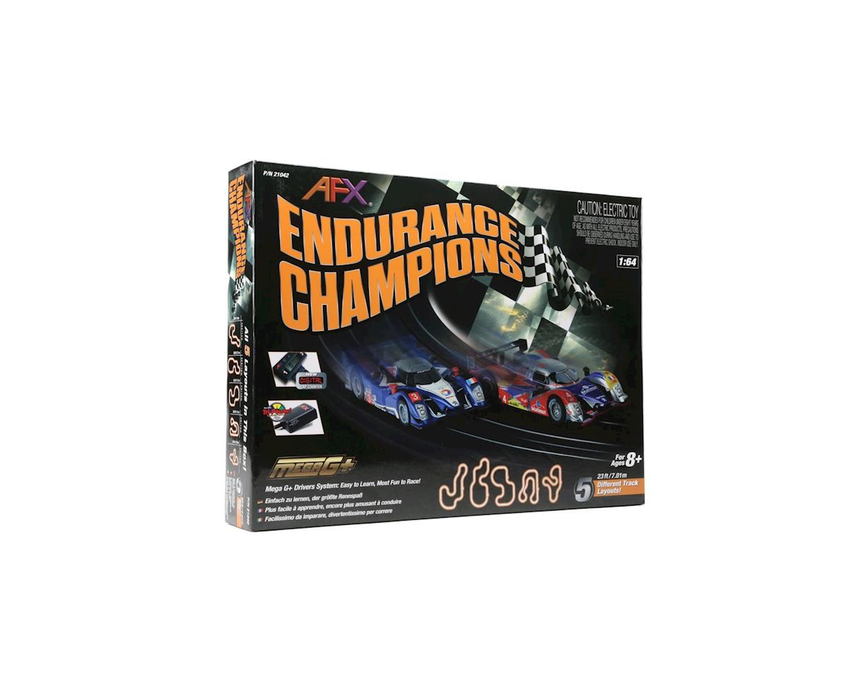 AFX Endurance Champions Set w/Counter