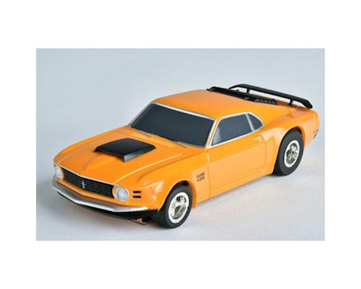 Mustang Boss 429 '70 - Orange (MG+) by AFX