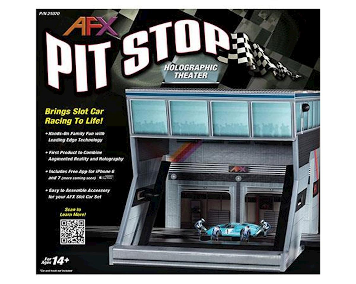Pit Stop  - Holographic Theater by AFX