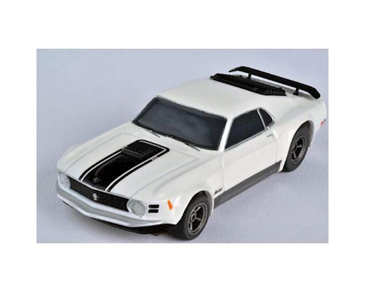 AFX Mustang Mach 1 - White