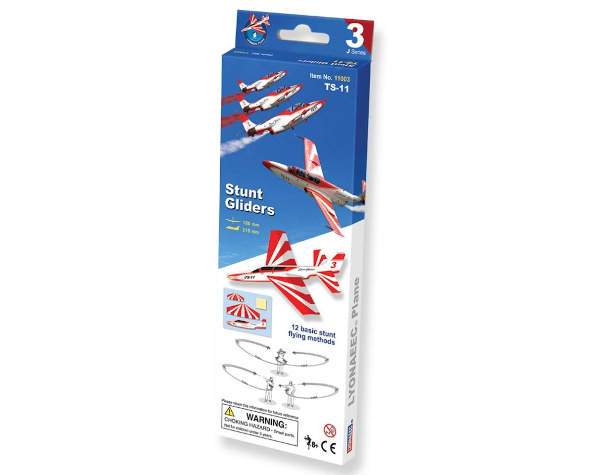 AG Industries 11000 Counter Display Stunt Planes (36 Planes)