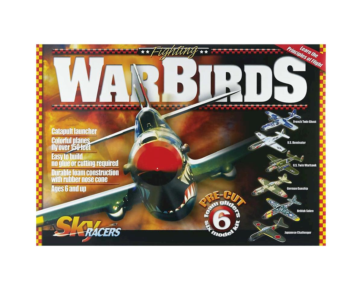 AG Industries 9350 Warbirds Model Kit (6 Planes)