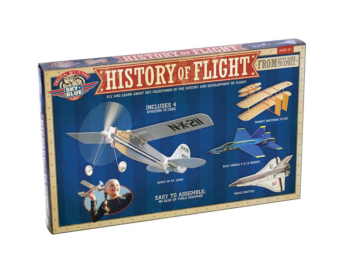 AG Industries 9894 History Of Flight