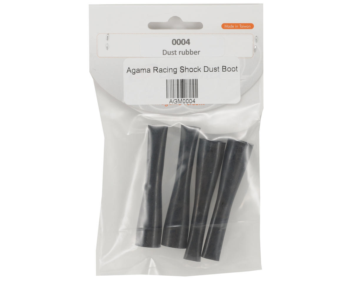 Agama Racing Shock Dust Boot Set (4)