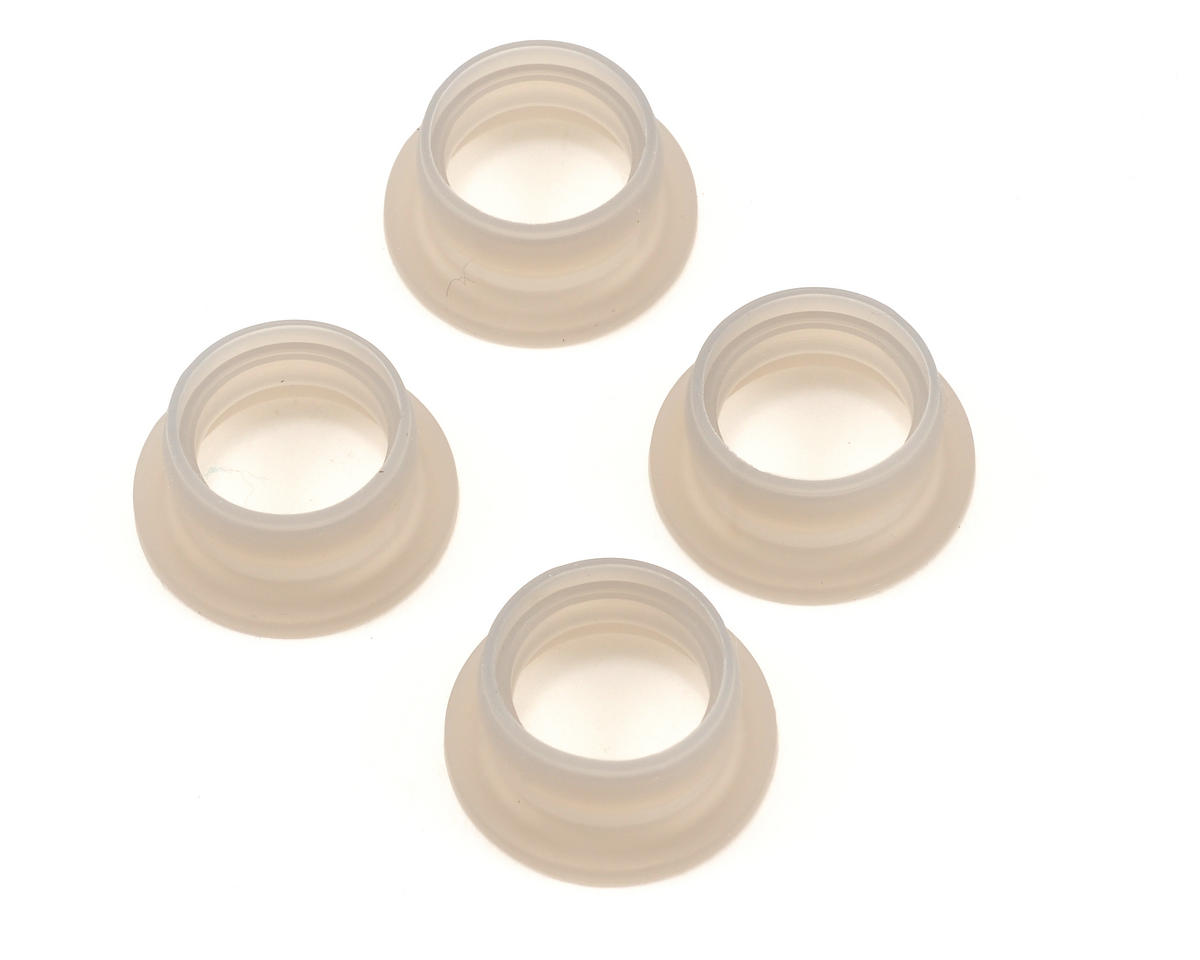 Agama Racing 1/8 Silicone Exhaust Gasket Set (4)