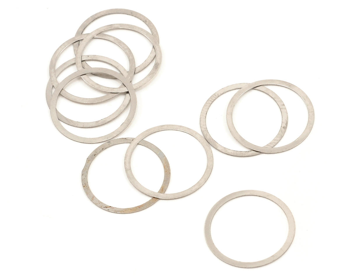 Agama 13.5x15.8x0.2mm Washer Set (10)