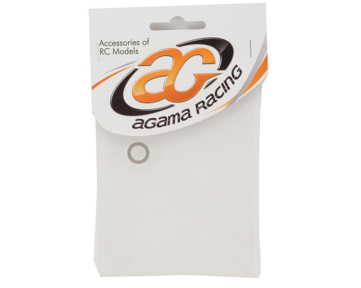 Agama Racing 8.1x11.9x0.2mm Washer Set (10)