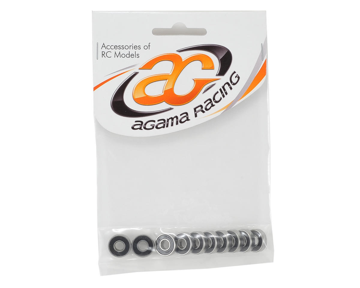 Agama 5x13x4mm Ball Bearing (10)