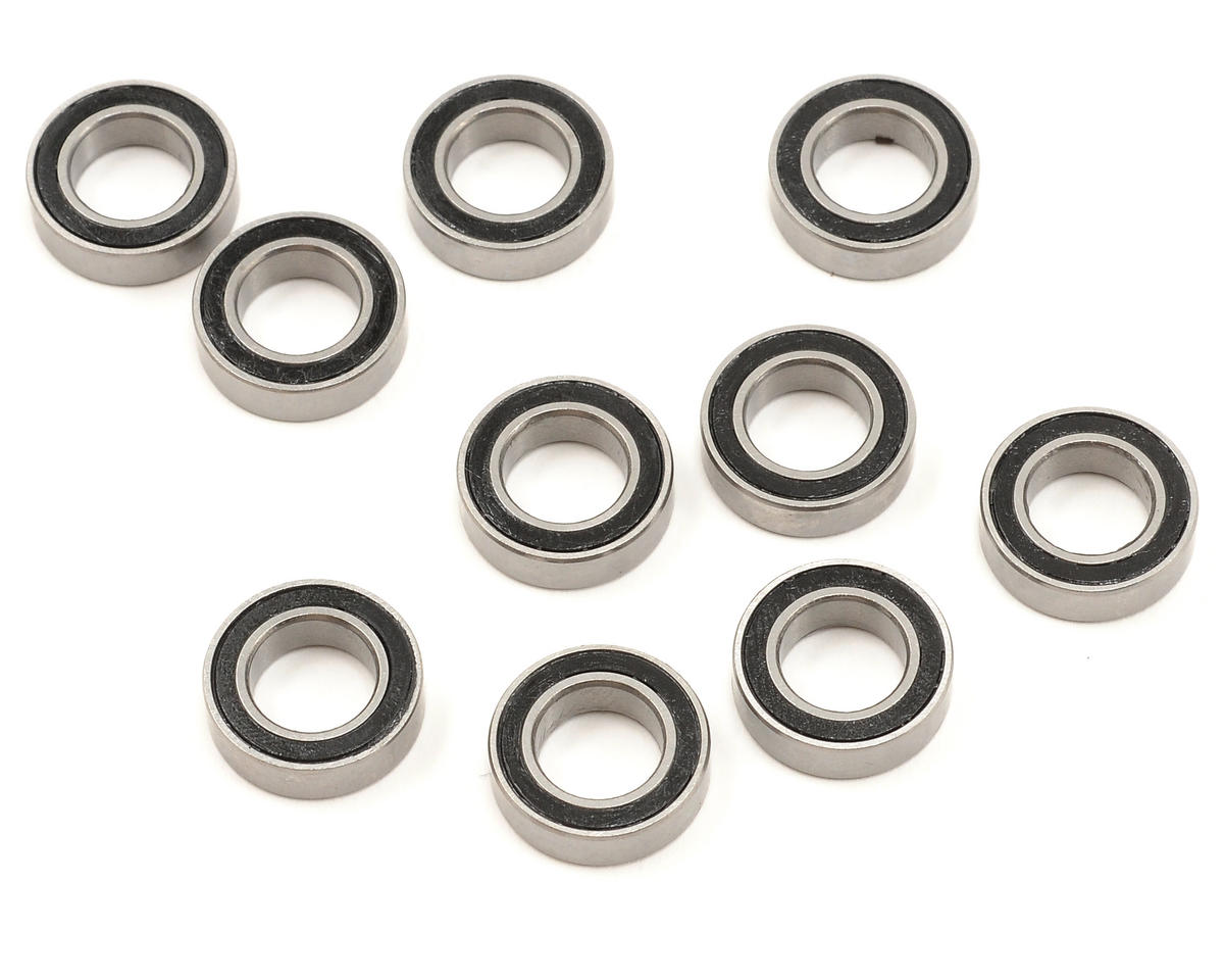Agama 8x14x4mm Ball Bearing Set (10)