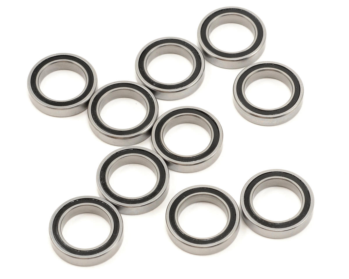 "1/2x3/4x5/32"" Ball Bearing Set (10) by Agama Racing"