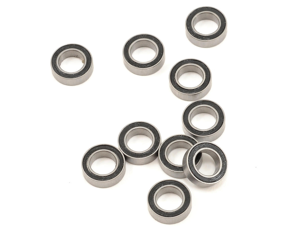 Agama Racing 6x10x3mm Ball Bearing Set (10)