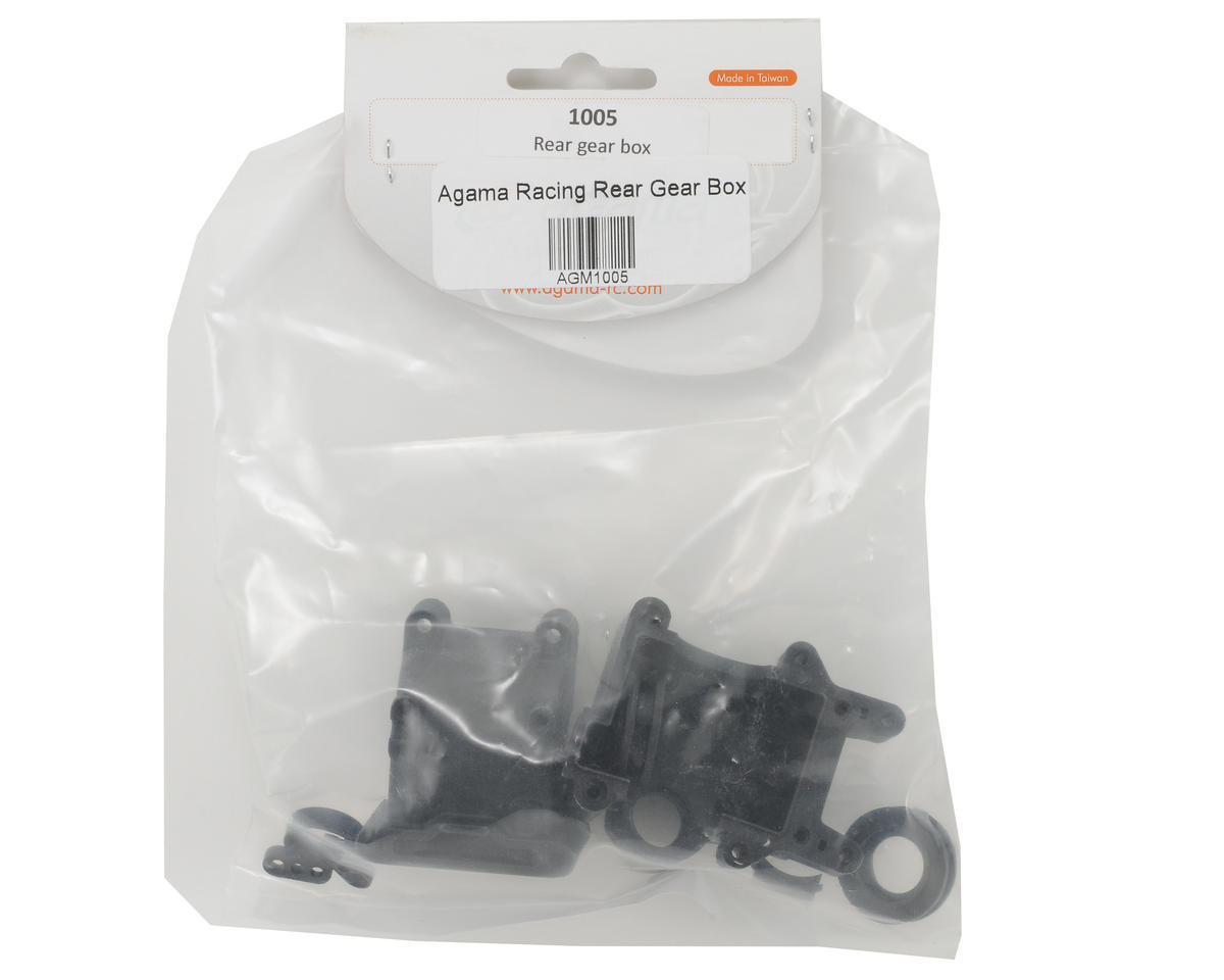 Agama Racing Rear Gear Box Set