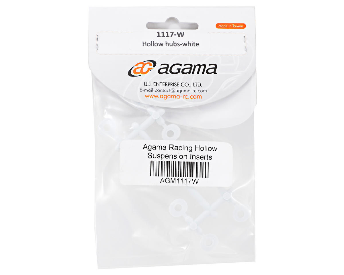 Agama Racing Hollow Suspension Insert Set (8)