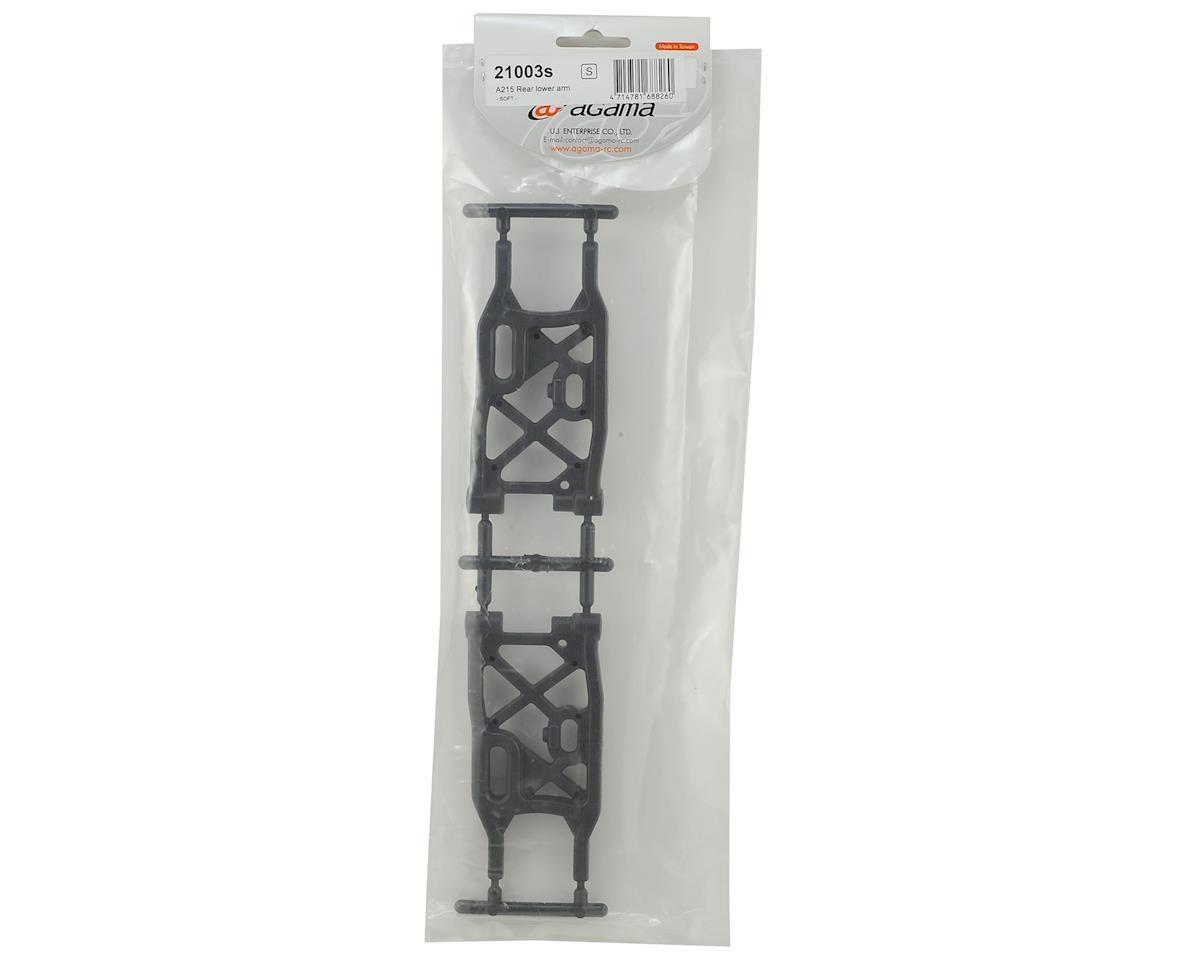 Agama Rear Suspension Arm Set (Soft)